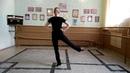 5 год обучения Комбинации русского танца