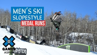 MEDAL RUNS: Jeep Men's Ski Slopestyle | X Games Aspen 2021