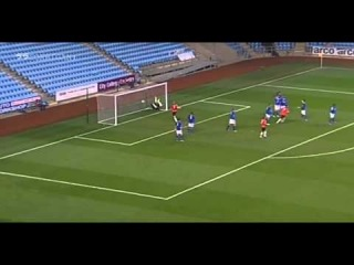 Davide Petrucci vs Leicester City 03/02/2014 [HD]