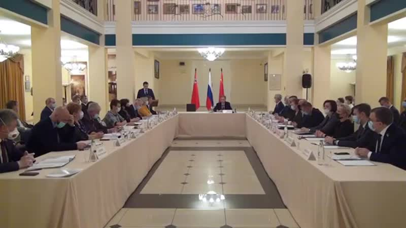 Заседание Совета депутатов городского округа Лыткарино