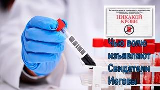 NEW Чем опасна позиция Свидетелей Иеговы в отношении переливания крови/ Подкаст Вениамина Яковлева