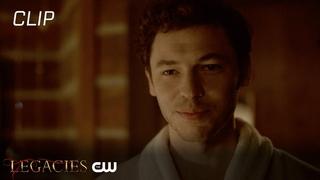 Legacies | Season 3 Episode 16 | Clarke Recaps His Story Scene | The CW