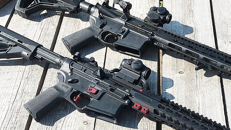 AR-15 в России | Линия Огня