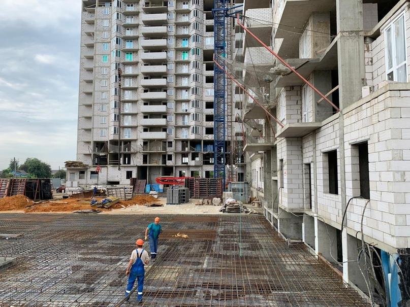 Отчет по этапам строительства Жилого Комплекса КАРАМЕЛЬ (Проспект победы), изображение №4