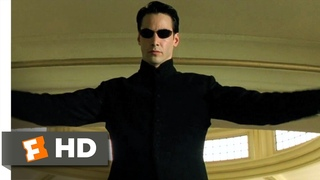 The Matrix: Reloaded (3/6) Movie CLIP — Hall of Pain (2003) HD