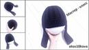 Мужская шапка ушанка Армани Вязание спицами Мастер класс