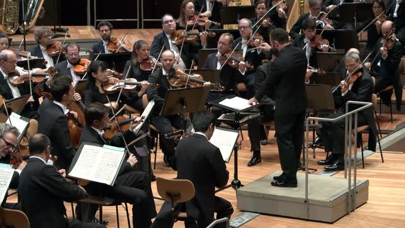 Штраус Р Дон Жуан Кирилл Петренко Берлинский филармонический оркестр 2018 г