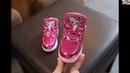 Модная новинка Детские светящиеся кроссовки Сезон весна-осень Детская обувь Chaussure