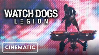 Watch Dogs Legion - Cinematic Trailer   Ubisoft Forward