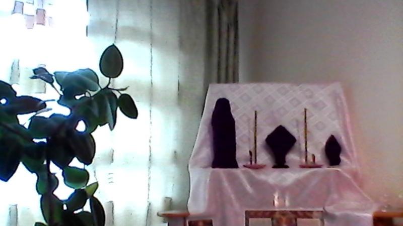 Святая Месса на Первое Страстное Воскресенье 29 марта 2020 года
