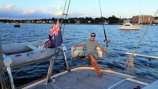 ep39 - Sailing Bristol - Sailing Rhode Island - Hallberg-Rassy 54 Cloudy Bay - Sep 2018