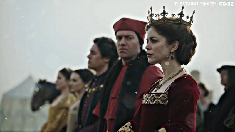 Испанская принцесса Промо 6 Серии Рус суб
