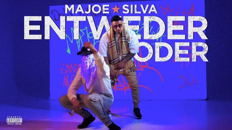 "MAJOE x SILVA - ""ENTWEDER ODER [official Video] prod. by Frio Kyree"