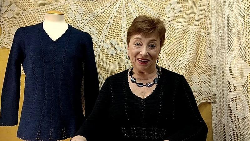Платье Звёзды Мастер класс по вязанию крючком от О С Литвиной
