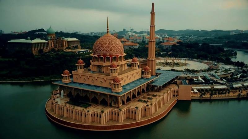 Мечети из другой реальности
