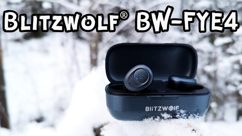 20 фактов о Blitzwolf BW FYE4 Скромные убийцы Apple AirPods