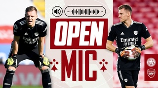 Bernd Leno vs Leicester City | Open Mic | Compilation