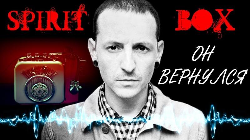 ПОЧЕМУ ПOВECИЛСЯ ЧЕСТЕР БЕННИНГТОН Солист группы Linkin Park вышел на контакт ЭГФ ФЭГ
