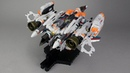 Bandai DX VF-31 Armored Parts Review