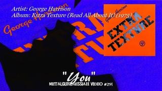 You - George Harrison (1975) FLAC Audio Remaster HD Video