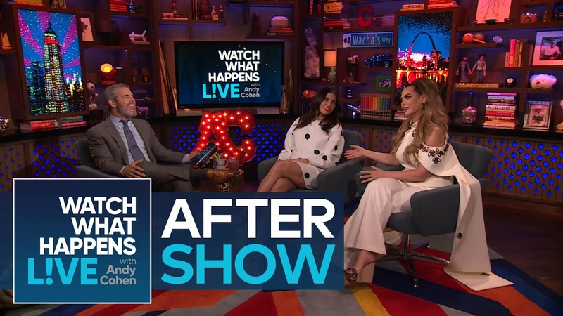After Show Is Jenna Dewan Having a Girl WWHL