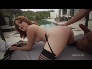 Amarna Miller - Self Sacrifice[2021, All sex, Blowjob, Cum shots, Doggystyle, Pussy licking, Shaved, Stockings, Hardcore, 1080p]