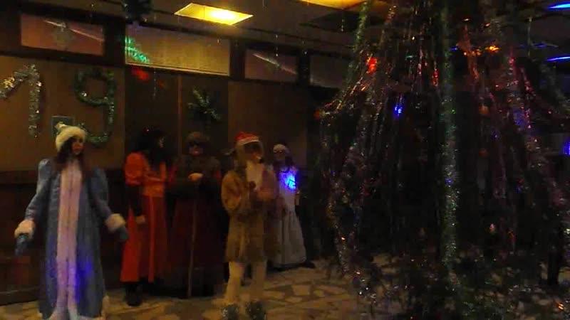 Новогодний Бал-Маскарад 2019г. Малоустьикинский СДК.(2)