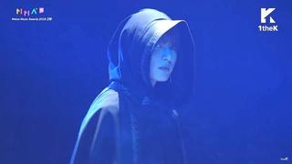 BTS Intro + 'FAKE LOVE' + Outro @ Melon Music Awards (MMA 2018)