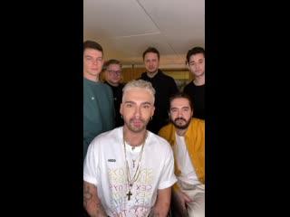 Инстаграм TV Tokio Hotel