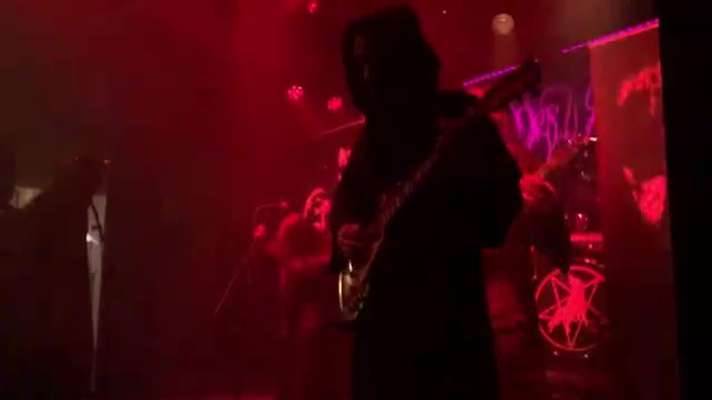 Mortis Mutilati Live 16 12 2018 Alter Druckerei Bad Oeynhausen Deutsch