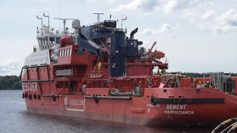 Морские вести 2020 Выпуск 686 в эфире канала Санкт Петербург Остров фортов Ангелы спасения сотрудничество в Арктике и другое