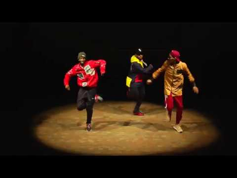 City Dance Onstage 2018   King Charles, Prince Jron, Pause Eddie, Lord Fin, Jimmy Nguyen