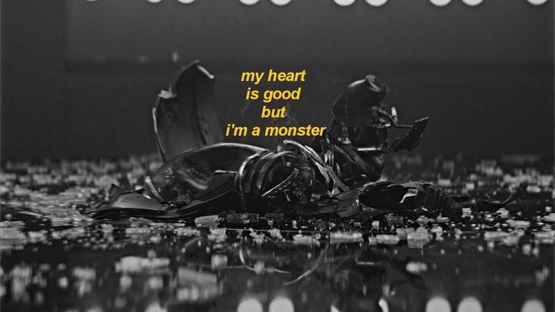 Ben rey | mon coeur est bon mais je suis un monstre