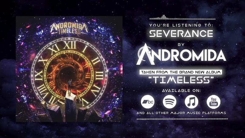 Andromida - Timeless (FULL ALBUM STREAM) DJENT / PROGRESSIVE METAL