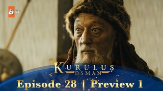 Kurulus Osman Urdu   Season 2 Episode 28 Preview 1