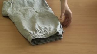 М69 (6).  Мужские спортивные брюки хлопок