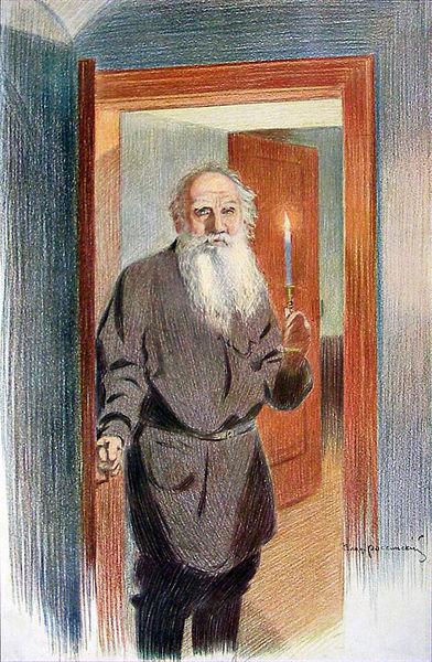 10 ноября1910 года в 5 часов утра из своего дома в Ясной Поляне ушел 82-летний Лев Толстой