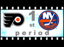 16. NATIONAL HOCKEY LEAGUE. PRE―SEASON 2019―2020. SEPTEMBER 17 2019. GAME 16. Philadelphia Flyers - New York Islanders 1ST