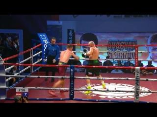 Исмаил Илиев vs Сергей Рабченко (лучшие моменты)