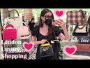 LONDON LUXURY SHOPPING VLOG 2021 - Come Shopping With Me at Harrods, Dior, Chanel Louis Vuitton