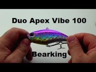 Новинка Duo apex vibe 100 копия от Bearking / New Duo apex vibe 100 by Bearking