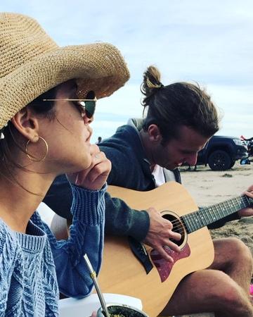 Mariana on Instagram Carilo este enero 😍 consejoseamor @panchitocia ❤️😍😍💕💕💕💕💕💕💕💕 q bendición de la vida tenerte para q me cantes 😍 y Pan