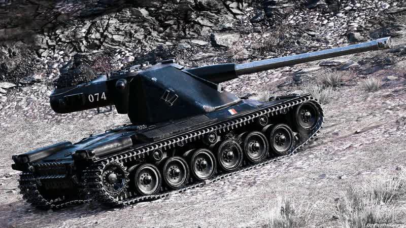 Emil II FINISHER World of Tanks 720p