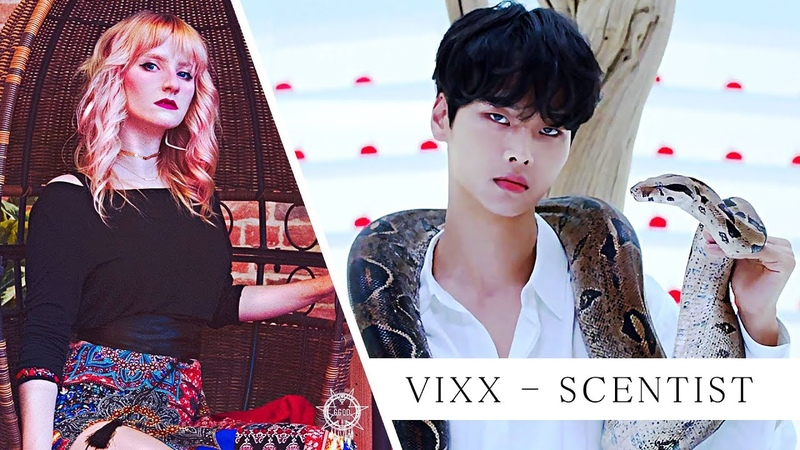 VIXX 빅스 SCENTIST dance cover by KYU GGOD DANCE TEAM