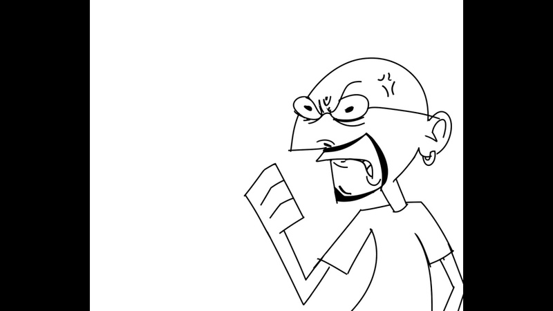 Клоун хуй 1 Clone High shitpost animatic