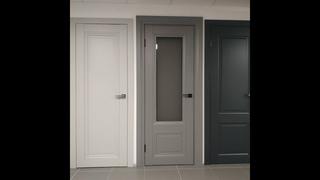 !!! Обзор Новинка Профиль Дорс Двери межкомнатные ГРЕЙ и МАНХЭТТЕН.