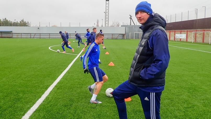 Сергей Ленивкин: «Наш центр подготовки юных футболистов сделал большой шаг вперёд», изображение №9