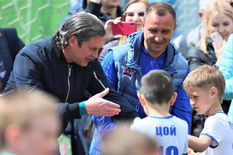 Сергей Ленивкин: «Наш центр подготовки юных футболистов сделал большой шаг вперёд», изображение №7