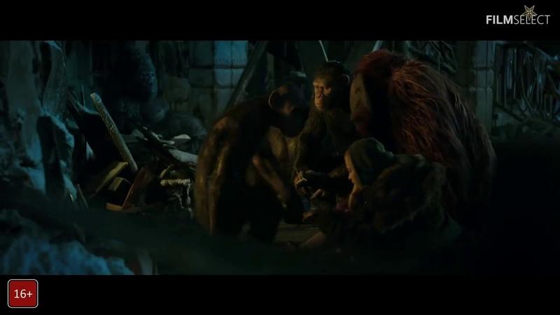 Плохая обезьяна Планета обезьян Война