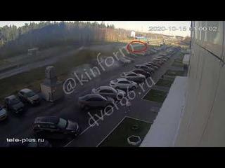 ДТП с пострадавшим на Крылова в Сургуте